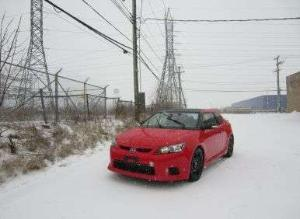 Road Test and Review - 2013 Scion tC Release Series 8.0