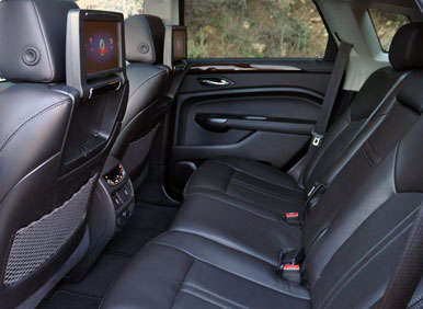2013 Cadillac SRX Road Test and Review | Autobytel.com
