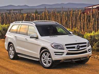 2013 Mercedes-Benz GL-Class Road Test & Review