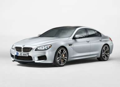 2014 BMW M6 Gran Coupe Details Released