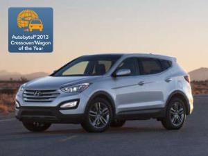 Autobytel 2013 Crossover of the Year: Hyundai Santa Fe Sport