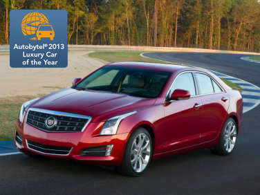 Autobytel 2013 Luxury Car of the Year: Cadillac ATS
