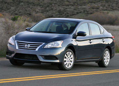 2013 nissan sentra road test and review. Black Bedroom Furniture Sets. Home Design Ideas