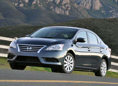 2013 Nissan Sentra Road Test And Review: Models And Prices