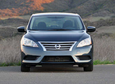 2013 Nissan Sentra Road Test And Review