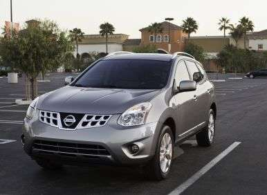 2013 Nissan Rogue S AWD Review: Safety And Ratings