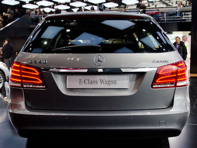 2014 Mercedes-Benz E-Class Sedan & Wagon Preview: Detroit Auto Show