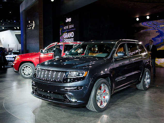 2017 Jeep Grand Cherokee Preview Detroit Auto Show