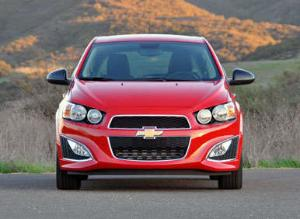 2013 Chevrolet Sonic RS Road Test and Review