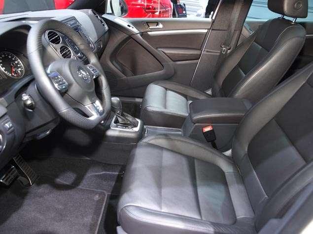 2014 Volkswagen Tiguan R Line Preview 2013 Detroit Auto