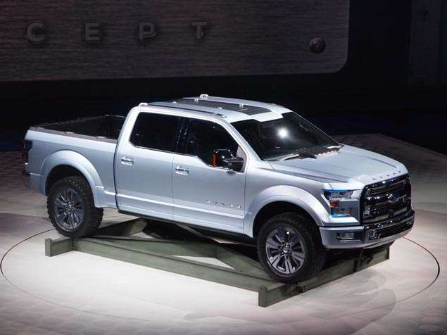AutoWeek: Ford Atlas Pickup Is Most Significant Vehicle at NAIAS