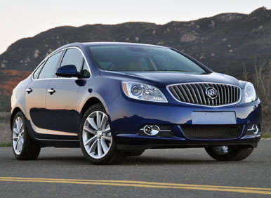2013 Buick Verano Turbo Road Test And Review Autobytel Com