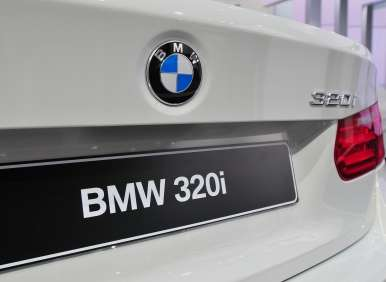 BMW introduces the new BMW 320i Sedan