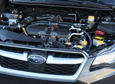 Abtl Subaru Impreza Hatchback Engine on Subaru Boxer Engine Design