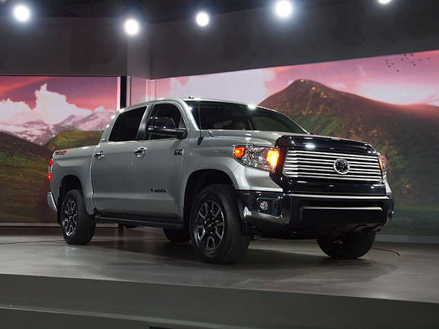 2014 Toyota Tundra Preview: Chicago Auto Show
