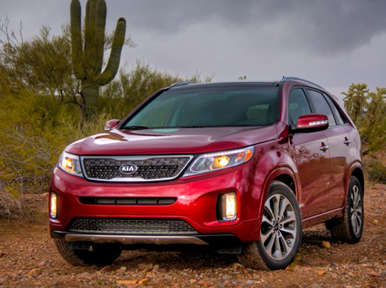 Captivating 2014 Kia Sorento First Drive Review