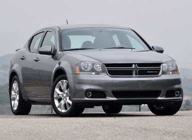 2013 Dodge Avenger Road Test and Review | Autobytel.com