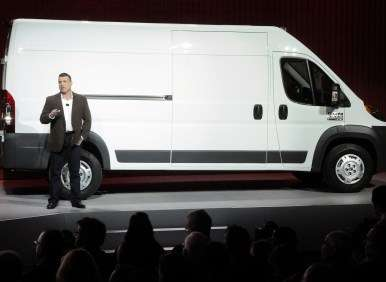 2014 Ram ProMaster Preview: Chicago Auto Show