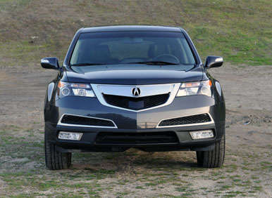 2013 Acura MDX Road Test and Review