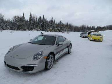 First Drive - 2013 Porsche 911 Carrera 4S