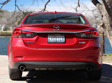 2014 mazda mazda6 first drive review. Black Bedroom Furniture Sets. Home Design Ideas