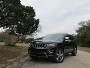 First Drive - 2014 Jeep Grand Cherokee