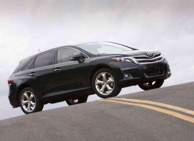 Toyota Exporting US-Built Venza