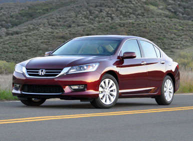 2013 Honda Accord Sedan Road Test And Review: Models And Prices