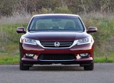 2013 Honda Accord Sedan Road Test and Review