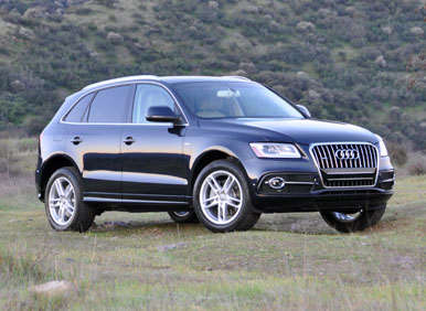 2013 audi q5 road test and review. Black Bedroom Furniture Sets. Home Design Ideas