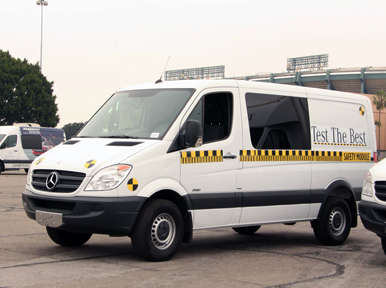 2013 Mercedes-Benz Sprinter: Test the Best