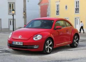 2013 Volkswagen Beetle Road Test & Review