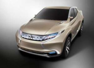 Geneva Motor Show: Mitsubishi Concept GR-HEV Displays Potential, Just Not Likely in the U.S.