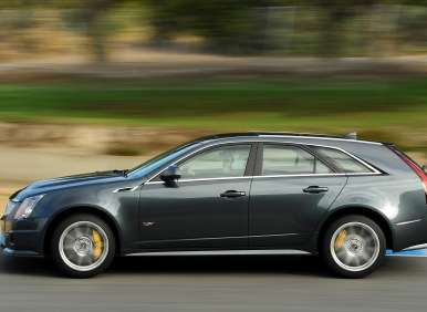 2013 cadillac cts v road test review. Black Bedroom Furniture Sets. Home Design Ideas