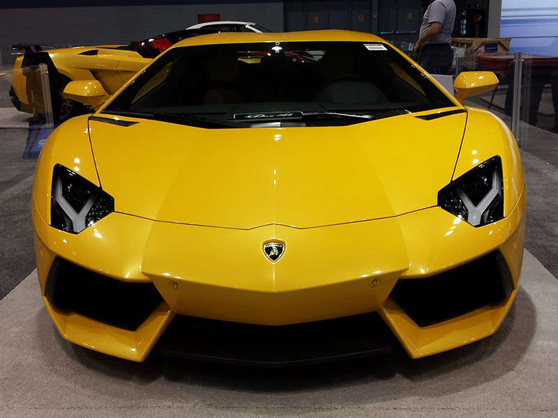 Best Italian Sports Cars   Lamborghini Aventador