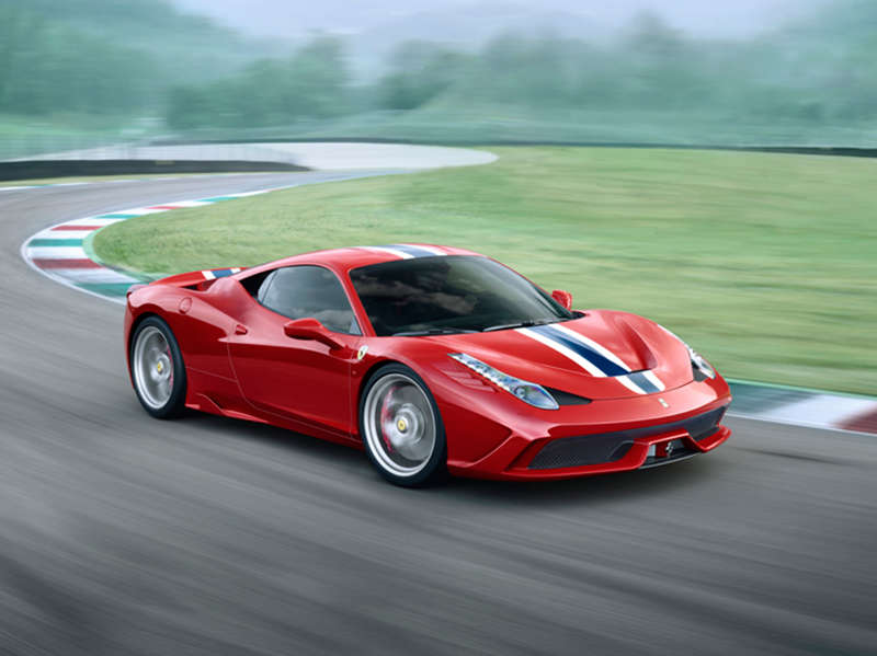 Best Italian Sports Cars   04   2013 Ferrari 458 Italia