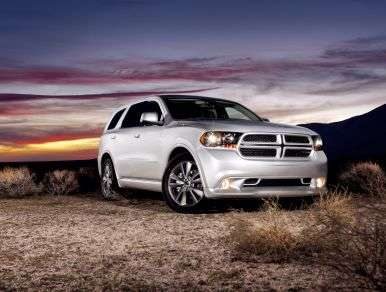 Road Test and Review - 2013 Dodge Durango
