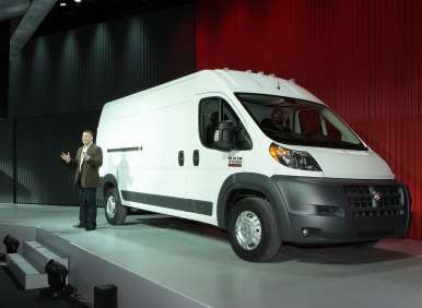 2014 Ram ProMaster Pricing Update