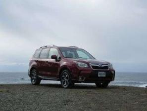 First Drive - 2014 Subaru Forester