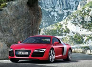 The Stark Truth: 2014 Audi R8 e-tron Featured in Iron Man 3