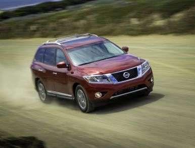 Road Test And Review   2013 Nissan Pathfinder SL