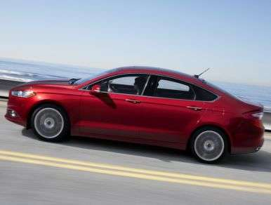 road test  review  ford fusion se  ecoboost