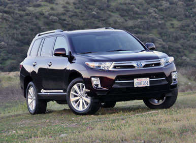 2017 Toyota Highlander Hybrid Road Test And Review Models Prices