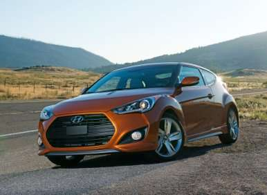 2013 Hyundai Veloster Road Test and Review