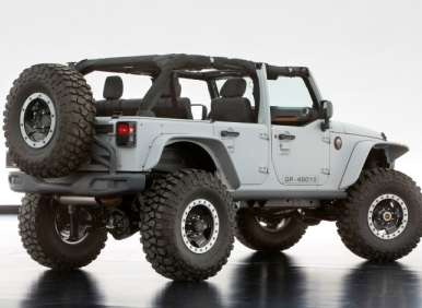Of ps and Jeeps: Moab Easter Jeep Safari Showcases Six New ...