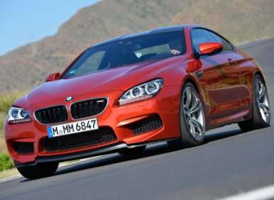 2013 BMW M6 Road Test and Review