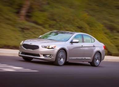 10 Things You Need To Know About The 2014 Kia Cadenza