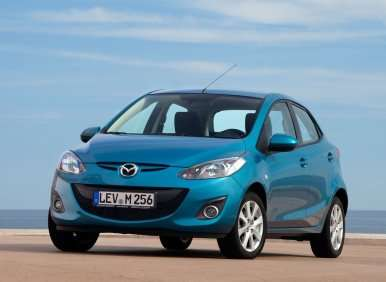 Fuel Efficient Cars 06 2017 Mazda Mazda2 Msrp 14 720