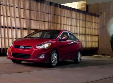 Fuel Efficient Cars 09 2017 Hyundai Accent Msrp 14 795