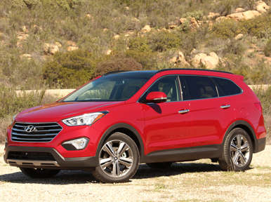 2013 Hyundai Santa Fe First Drive Review